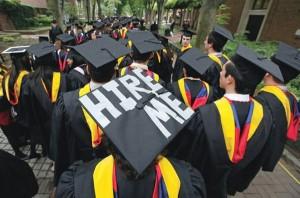 Unemployed graduates